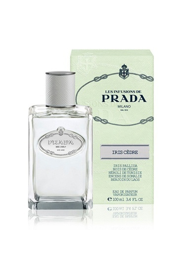 Prada Infusion Iris Cedre Edp 100 Ml Unisex Parfüm Renksiz